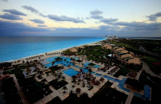фотографии отеля Iberostar Cancun (ex. Hilton Cancun) изображение №15
