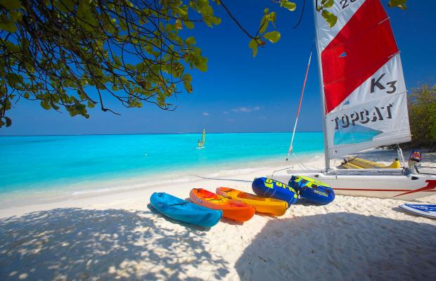 фотографии Island Hideaway at Dhonakulhi Maldives Spa Resort and Marina изображение №16