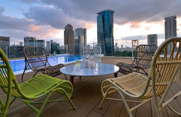фотографии отеля Hotel Indigo Tel Aviv - Diamond District изображение №15
