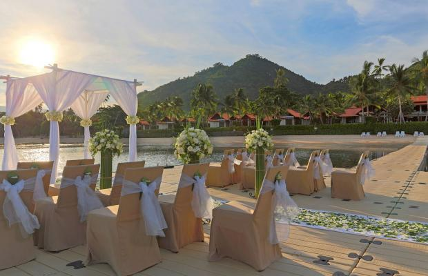 фотографии отеля Le Meridien Koh Samui Resort & Spa (ex. Gurich Samui at Lamai Beach) изображение №15
