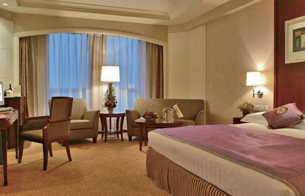 фотографии отеля The Loong Palace Hotel & Resort (ex. Crowne Plaza Hotel North Beijing) изображение №23