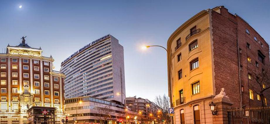 Melia Madrid Princesa, 5*, Мадрид princesa extra 310 мл arcoroc
