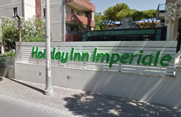 фотографии Holiday Inn Rimini Imperiale изображение №32
