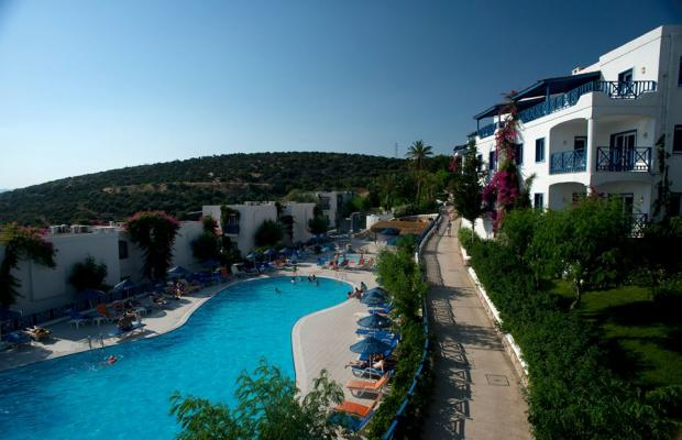 фото отеля Bodrum Holiday Resort & Spa (ex. Majesty Club Hotel Belizia) изображение №13