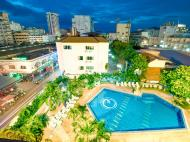 Boss Suites Pattaya (ex. Diana Inn), 2*
