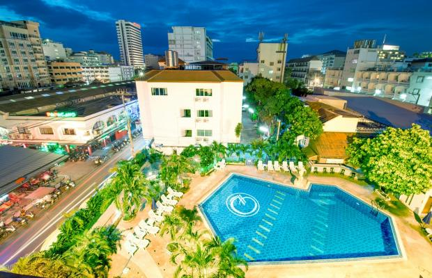фото Boss Suites Pattaya (ex. Diana Inn) изображение №14