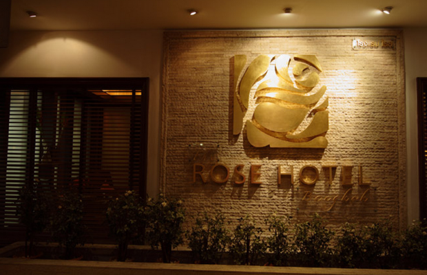 фото отеля The Rose Hotel Bangkok изображение №13