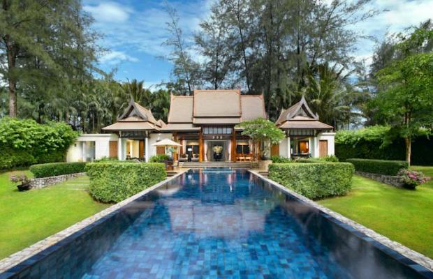 фото отеля Double Pool Villas by Banyan Tree изображение №1