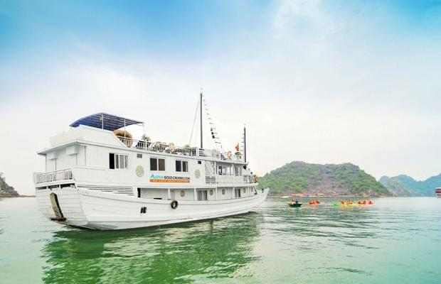 фото Alova Gold Cruises Ha Long изображение №18