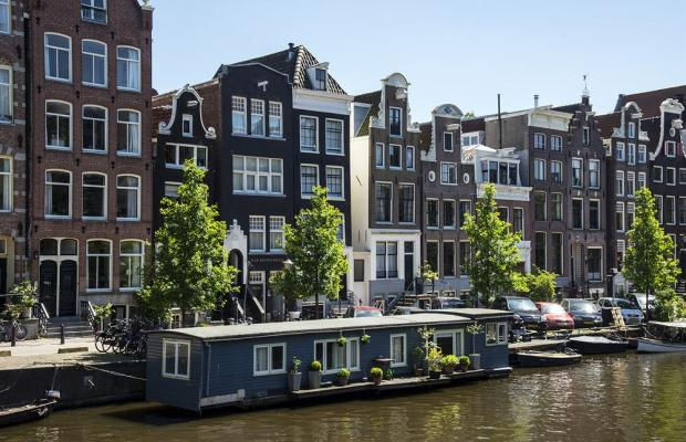 фотографии отеля Max Brown Hotel Canal District (ex. Chic & Basic Amsterdam) изображение №23