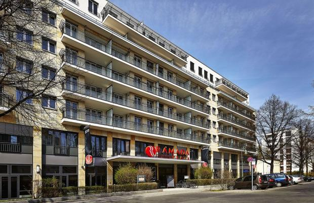 фотографии отеля Ramada Plaza Berlin City Centre изображение №35