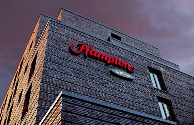 фотографии Hampton by Hilton Berlin City West изображение №8