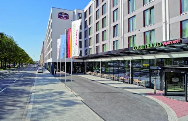 фотографии отеля Courtyard by Marriott Munich City East изображение №3