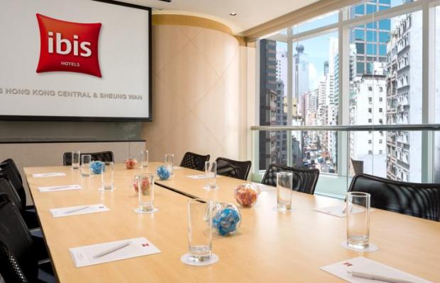 фотографии отеля Hotel ibis Hong Kong Central and Sheung Wan изображение №11