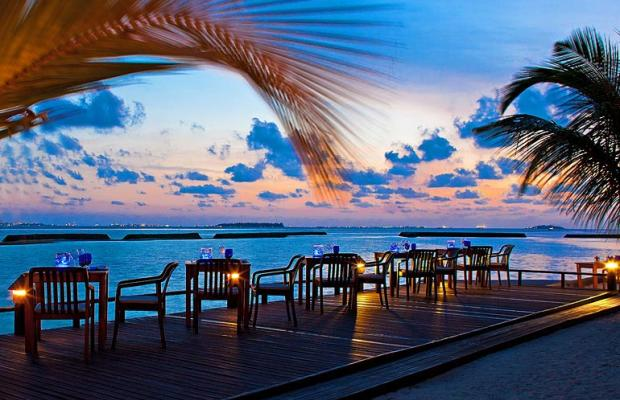 фотографии Sheraton Maldives Full Moon Resort & Spa изображение №16
