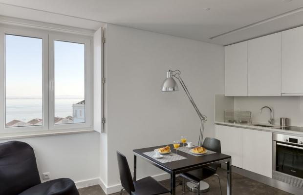 фотографии Hello Lisbon Santa Apolonia Apartments изображение №12