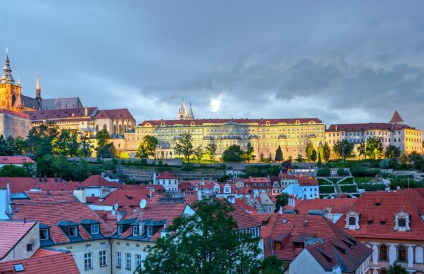 фотографии отеля Augustine, a Luxury Collection Hotel, Prague (ex. Rocco Forte The Augustine Hotel Prague) изображение №19