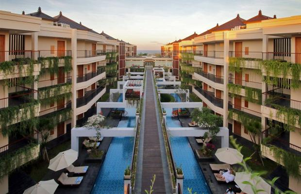 фото отеля Vouk Hotel and Suites (ex. Mantra Nusa Dua; The Puri Nusa Dua) изображение №1