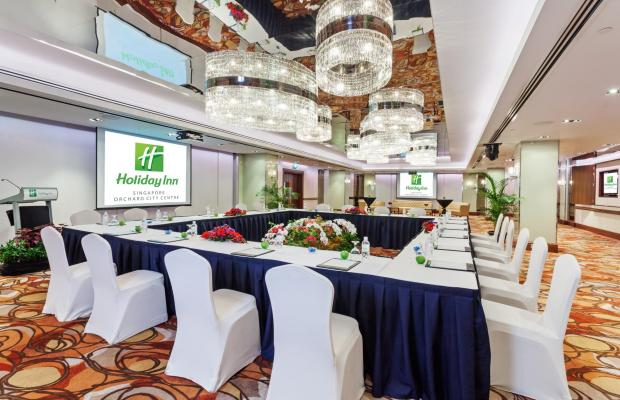 фото Holiday Inn Singapore Orchard City Centre (ex.Holiday Inn Park View Singapore) изображение №14