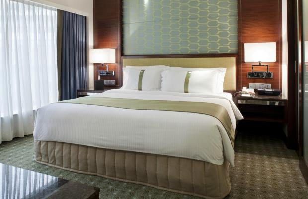 фото Holiday Inn Singapore Orchard City Centre (ex.Holiday Inn Park View Singapore) изображение №18