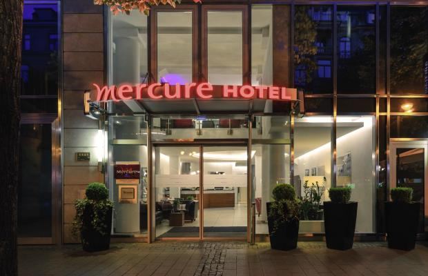 фотографии Mercure Hotel Kaiserhof Frankfurt City Center изображение №8