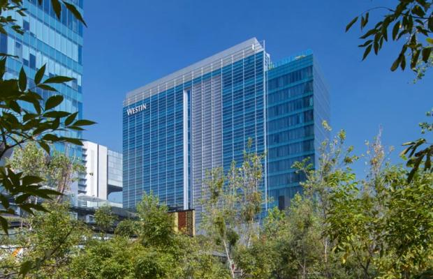 фотографии отеля The Westin Santa Fe, Mexico City изображение №7
