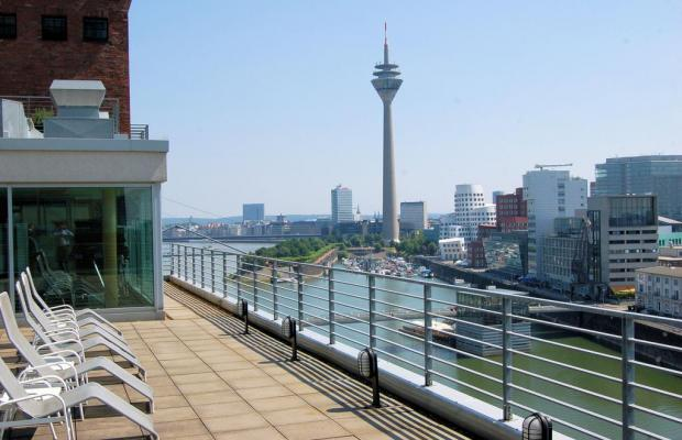 фотографии Courtyard by Marriott Duesseldorf Hafen изображение №12