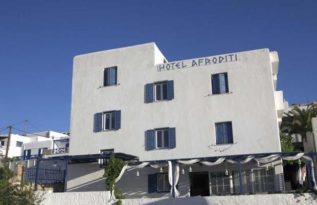 фото отеля Aphrodite Hotel & Apartments изображение №1
