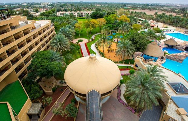 фото Danat Al Ain Resort (ex. InterContinental Al Ain) изображение №18