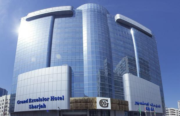 фотографии отеля Grand Excelsior Sharjah (ex. Holiday Inn Sharjah) изображение №67