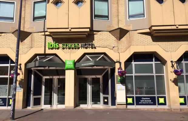 фото отеля ibis Styles Lille Centre Gare Beffroi (ex. All Seasons Lille Centre Gare Beffroi) изображение №1