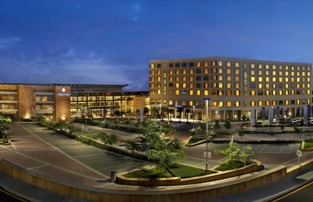 фотографии Novotel Hyderabad Convention Centre изображение №24