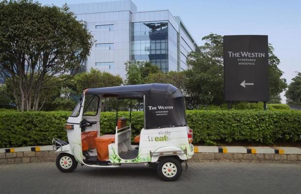 фотографии The Westin Hyderabad Mindspace изображение №28