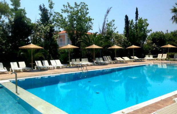 фотографии отеля Koulouris Beach Hotel изображение №19