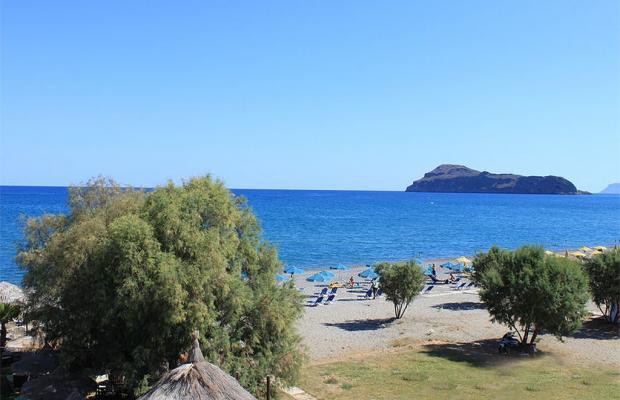фотографии отеля Panos Beach Hotel изображение №27