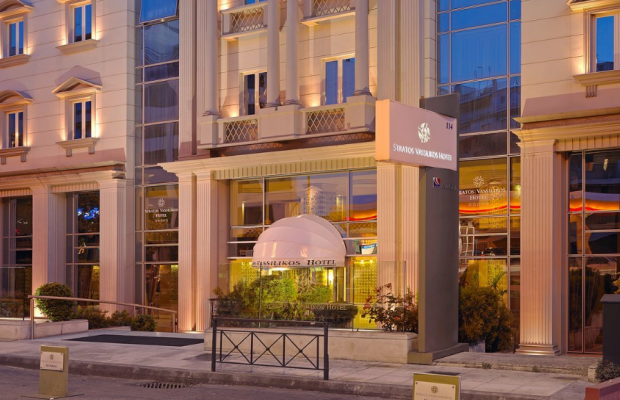 фото Airotel Stratos Vassilikos Hotel изображение №2