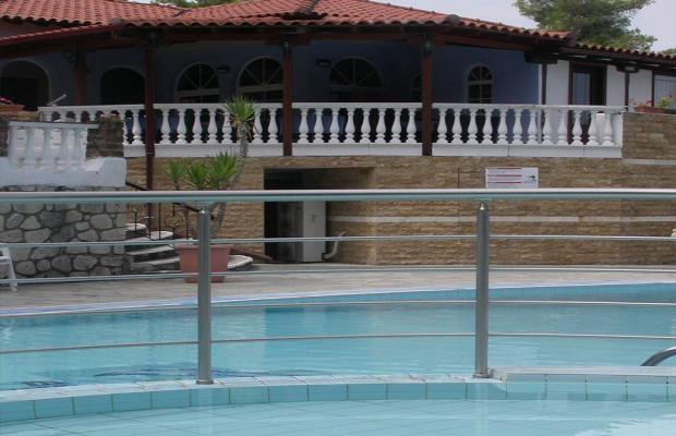 фотографии отеля Kassandra Bay Hotel изображение №15