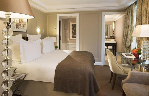 фотографии отеля Le Burgundy изображение №51