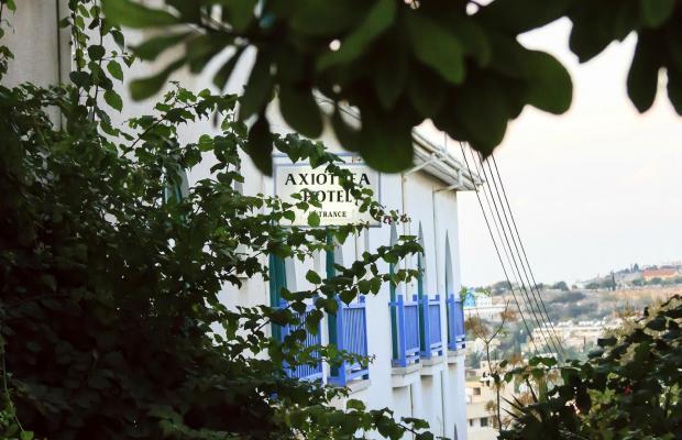 фотографии отеля Axiothea Hotel изображение №27