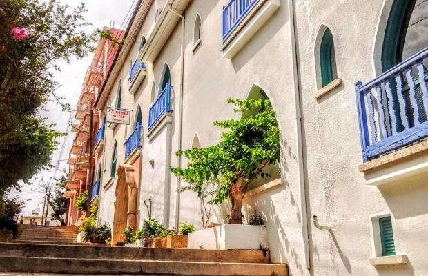 фотографии отеля Axiothea Hotel изображение №15