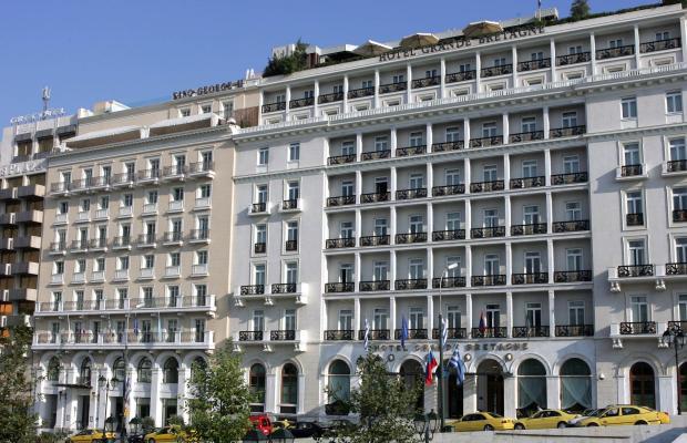 фото отеля Grande Bretagne, A Luxury Collection Hotel изображение №1