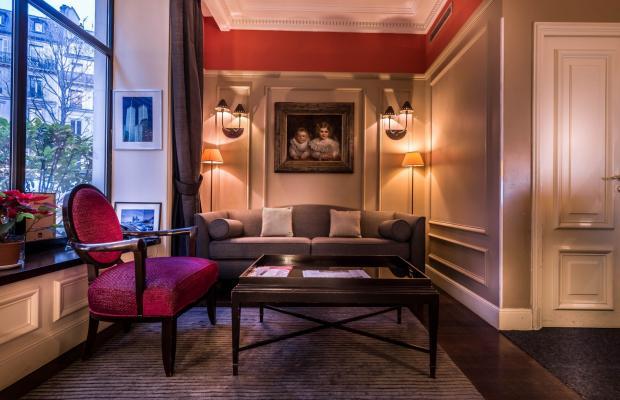 фотографии отеля Le Lavoisier изображение №31