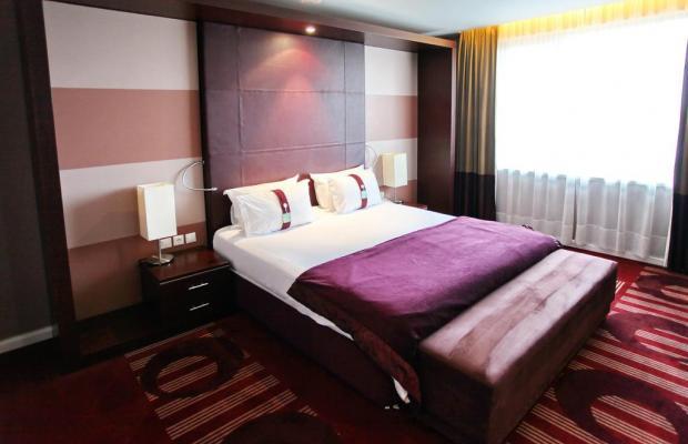 фото отеля Holiday Inn Sofia изображение №5