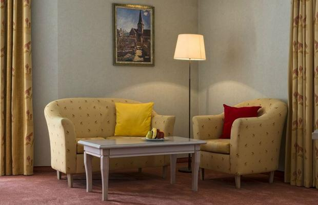 фото Park Inn by Radisson Sofia (ex. Greenville Hotel) изображение №34