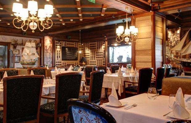 фотографии отеля Hotel Marinela Sofia (ex. Kempinski Hotel Zografski Sofia) изображение №7