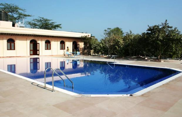 фото отеля The Bagh Resort Bharatpur изображение №1