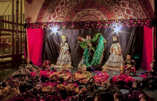 фотографии отеля The Gateway Hotel Fatehabad (ex.Taj View) изображение №35
