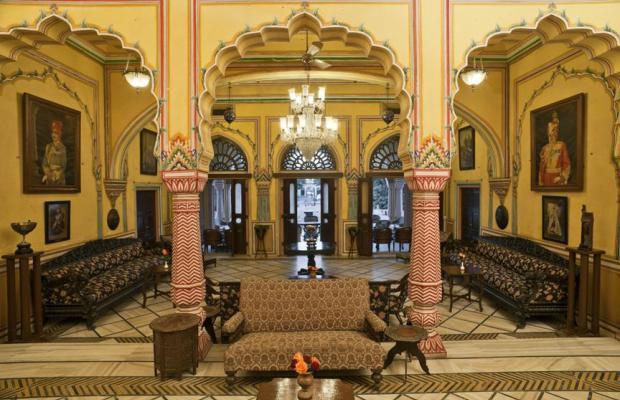 фотографии отеля Narain Niwas Palace изображение №7