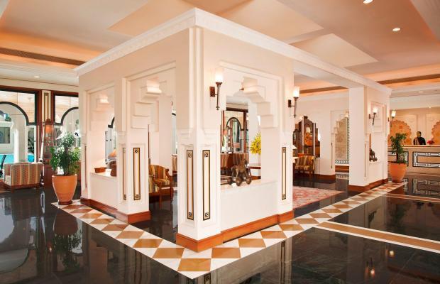 фото отеля Trident Jaipur (ex. Trident Oberoi) изображение №5
