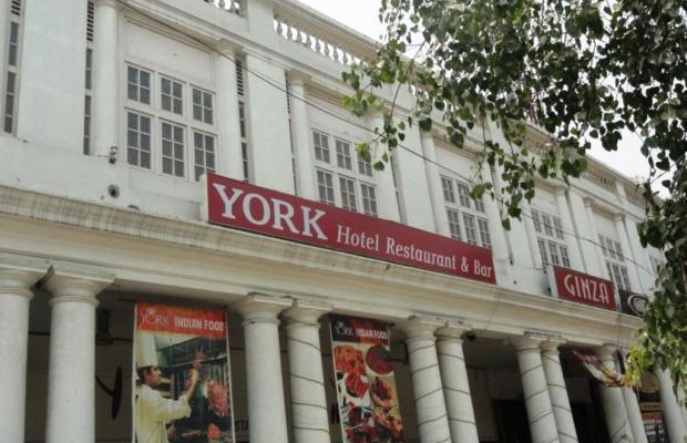 фото отеля York изображение №33